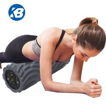 deep tissue body massage electric vibrate foam roller
