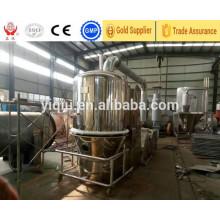 Industrias polvo / granulado Secador de ebullición