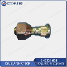 Genuino NHR NKR eje trasero rueda pin 9-42331-601-1