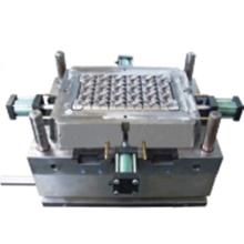 usine en plastique d'injection plastique cuisine panier moule moule en acier