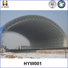 Prefabricated steel sturcture engineering project