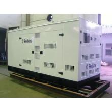 Generador Cummins Super Silencioso 100kVA con Motor Diesel