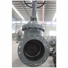 Russia standard cast steel gas gate valves parts
