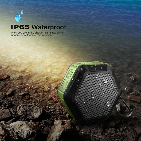 Outdoor Waterproof Bluetooth 4.0 Speakers