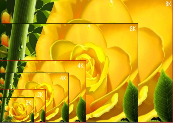 Fine pitch LED Screen