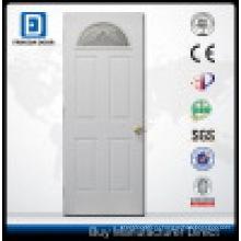Вентилятор Лайт Prehung входная стальная дверь с закаленным защитным стеклом