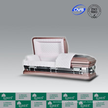 Высокое качество американский стиль 18ga металла шкатулка Coffin_Luxes