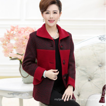 Winter Coat Elderly Women Winter Coat