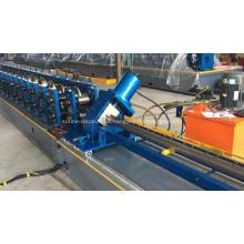 Almacén de almacenamiento en rack Máquina formadora de rollos