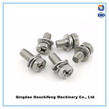 Stainless Steel Hex Head Combination Screw Bolt