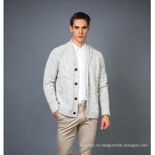 Мужская мода Кашемировый свитер 17brpv084
