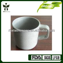 Eco taza con tapas y mangas