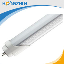 High brightness Epistar led tube lamp holder milk and clear cover
