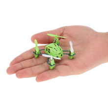 Mini Quadcopter Hubsan H111 Pocket Size Drone 2.4G 4CH 6 Axis Gyro Flying Helicopter