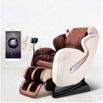 JW Manufacturers Wholesale Zero Gravity Whole Body Multi-functional Massage Sofa SL Type Rail Massage Chair