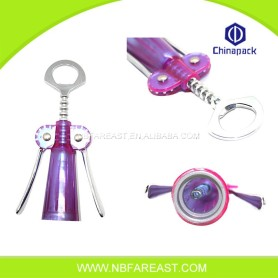 Portable Wine Corkscrew Spiral Opener