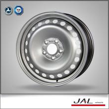 Nouvelle conception de la roue en acier de 16 po en acier inoxydable 2016 pour voitures particulières