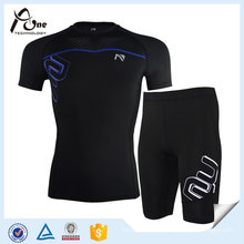 Custom Sports Compression Wear Mens Fitness Wear Compression Suit