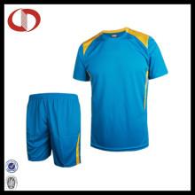 100% Polyester-Qualitäts-Berufsfußball-Jersey