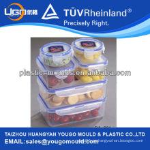 Molde de inyección de cajones de plástico para el hogar
