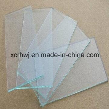 Vidro temperado preto, vidro temperado preto da soldadura, vidro blindado, vidro temperado transparente