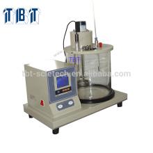 Incluyendo el viscosímetro capilar Asphalt Kinematic Viscosity Tester