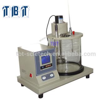 Y compris le viscosimètre capillaire Asphalt Kinematic Viscosity Tester