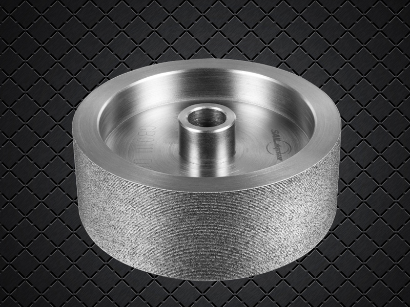 Electroplated Diamond Piston Ring Wheel