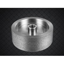 Rodas de diamante / CBN eletroformadas