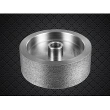 Roda de diamante galvanizada