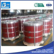 Bobina de aço PPGI PPGL Prepainted de CGCC ASTM A653