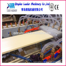 595mm*595mm*7mm PVC Ceiling Panel Production Machine with Hot Stamping Machine
