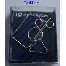 IQ Metal Puzzle for kids