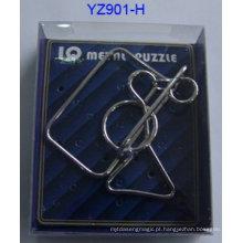 IQ Metal Puzzle para crianças