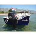 Durable Outboard Engine 2-Stroke 15HP for Fisherman