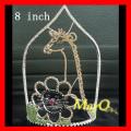 Горячая продажа Giraffe дизайн Rhinestone конкурс короны