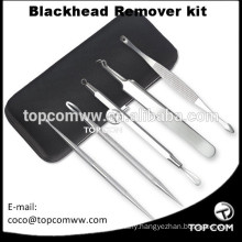 Professional Face Care stainless steel blackhead removal tool
