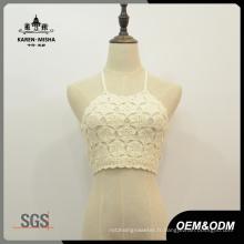Shantou Karen Femmes Sexy Crochet Mode Bikini Tops