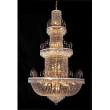 Crystal Lighting Decorative Chandeliers (9233 L30)