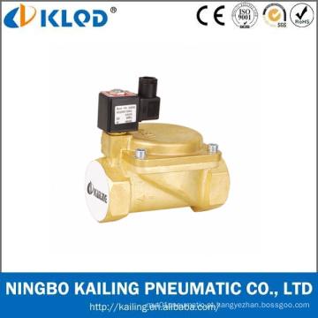 Válvulas de solenoide de Material de alta pressão de latão marca Klqd 0927