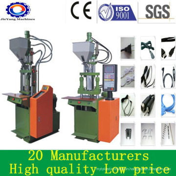 Vertical PVC Injection Moulding Machine for Connect Cable