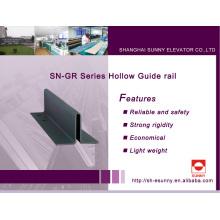 Guía hueca para elevador (SN-GR)