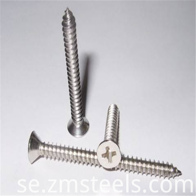 screw and nail difference