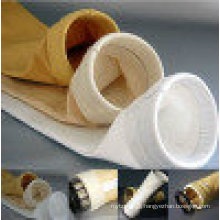 Manufatura de alta temperatura do saco de filtro da poeira do PPS