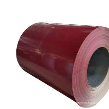 Prepainted color coated galvanized steel coils PPGI steel coils