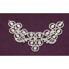 crystal bridal rhinestone applique