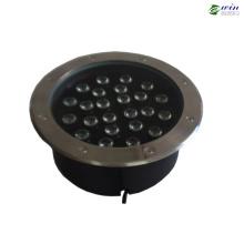 LED luz subterránea con luz exterior
