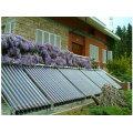 Système de chauffage de l'eau chaude solaire split à Heatpipe