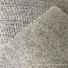 Tela de vellón de poliéster de lana arcílica