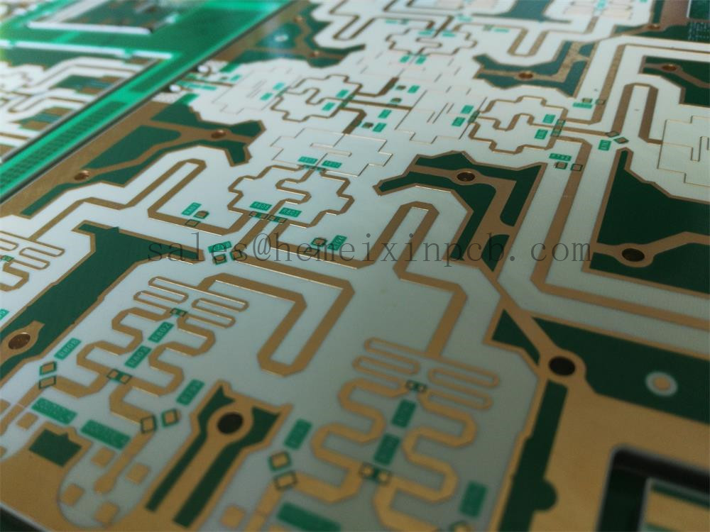 Hybrid Dielectric PCB construction